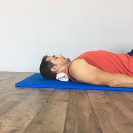 Flexión De Cuello, paso 6