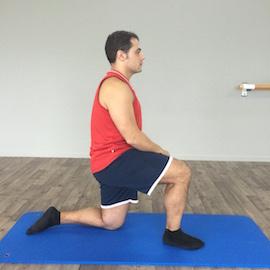 Flexión Dorsal Tobillo, paso 1